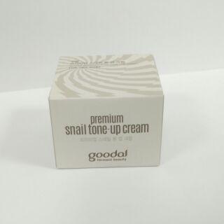 goodal premium snail tone-up Cream 素顏霜 2814