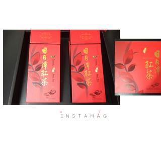 日月潭頂級紅玉紅茶-台茶18號