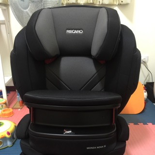 recaro monza nova is seatfix 2017 isofix