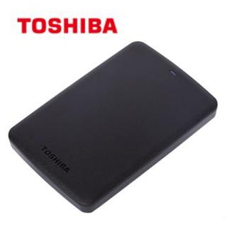 樂樂購LaLaGO全新 TOSHIBA 1TB USB3.0 2.5吋 行動硬碟 黑【D025C02002】