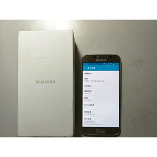 中古 2手機 三星SAMSUNG  S6 SM-G9208 32G 金色 單主機 盒裝