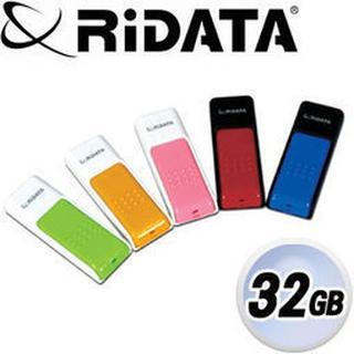 錸德 RIDATA 32GB 32G ID50 隨身碟 產地:台灣 原廠終身保固 顏色彩隨機出貨