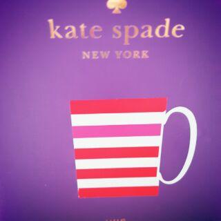 Kate spade mug馬克杯