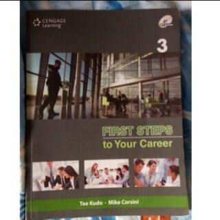 First Steps to your career (3)