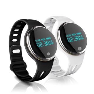 OLED 觸控智慧手錶 藍芽手錶 防水運動手錶 可游泳 跑步 單車 計步 line/臉書通知 來電提醒 睡眠