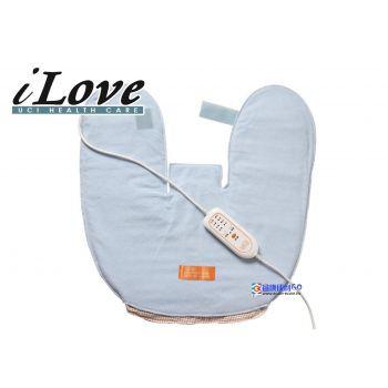 艾樂舒數位恆溫濕熱電毯(頸肩專用)熱敷墊/電熱毯UC-390S(20x23吋)送植物凡士林