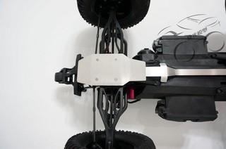 【勤利RC】 雷虎 E-MTA G2 凱撒 底盤裝甲 不鏽鋼防撞 防護 底甲