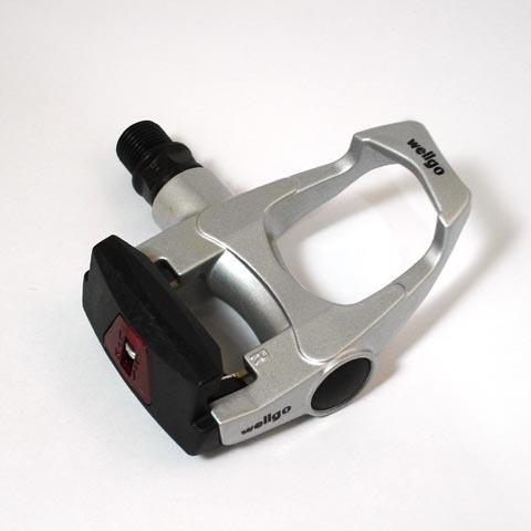 【阿亮單車】wellgo鋁合金公路車踏板 適用LOOK ARC系統 (Look ARC 系統)《A65-005》