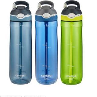Costco 好市多線上代購  contigo 吸管冷水瓶3件組