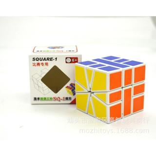 【聖手SQ1異形魔方白色】Square 1聖手新品SQ-1比賽三階異形魔方