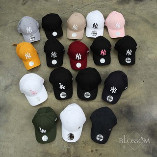 New era 洋基帽New Era LA 9Forty Cap 電繡logo