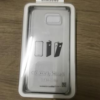 note5 原廠 透明背蓋 二手拆封未使用過