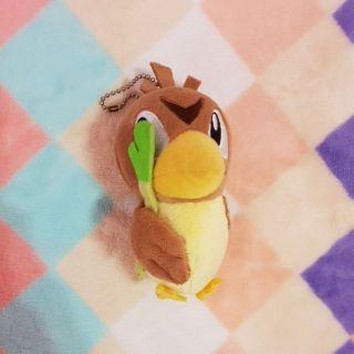 [海淘] Pokemon 神奇寶貝 精靈寶可夢玩偶 皮卡丘 大蔥鴨 帽子 吊飾 鑰匙圈