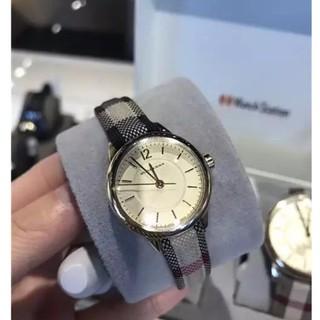 8BURBERRY戰馬巴寶莉麗 男女情侶對錶手錶玫瑰金鋼帶日期腕錶 BU9008/BU9205