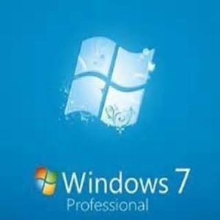 [正版] Win7 Windows 7 繁體中文 專業版 32/64 位元 線上啟用 金鑰序號