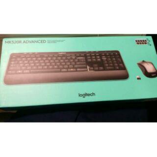 超低價! 羅技Logitech mK520 無線鍵鼠組(MK710 MK330 MK270 MK520r)