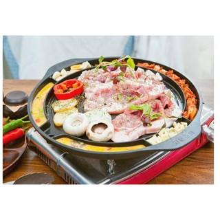 現貨+預購  韓國  Kitchen Art 烘蛋排油6格不沾燒烤盤