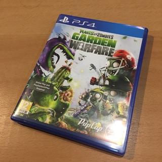 PS4 遊戲/植物大戰殭屍