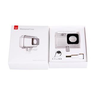 小蟻4k相機防水殼  小蟻二代相機潛水殼  運動相機自拍杆配件