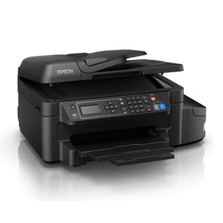 EPSON L655 高速網路 Wi-Fi 傳真八合一複合機 (內含兩黑六彩墨水) Costco 全新品 9499元