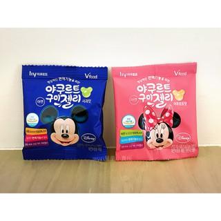 [現貨] 韓國養樂多米奇米妮軟糖