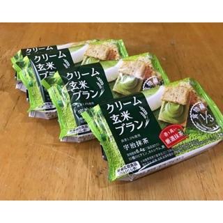 【現貨】日本玄米餅 抹茶餅 膳食纖維