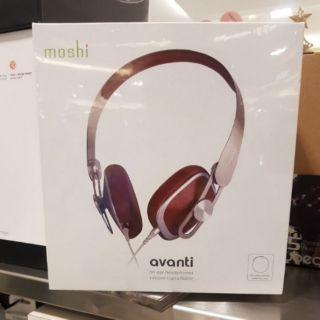 送禮首選 Moshi avanti 定價6500 全新未拆 耳罩式耳機