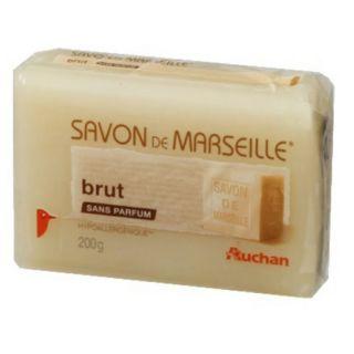 Auchan 馬賽 香檳 香皂 200g