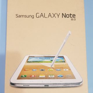 三星 Samsung GALAXY NOTE 8.0 GT-N5100