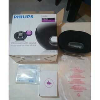 PHILPS 飛利浦 IPhone/IPod 專用揚聲器DS3010/37 二手 便宜出售 原價2600 只要400整