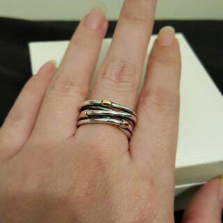 Pandora 潘朵拉 14k 戒指