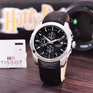 新款 天梭 TISSOT 男表 全自動機械手錶 Tissot石英防水表帶男士腕表 天梭 手錶 實拍 天梭手錶 石英手錶
