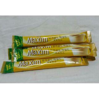 韓國Maxim三合一咖啡