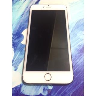 iPhone 6s PLus 64g 玫瑰金 整新機