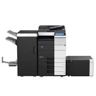【小智】 KONICA bizhub 554e黑白影印機(A3影印/傳真/列印/掃瞄/雙面) 全新機公司貨 原廠保固一年