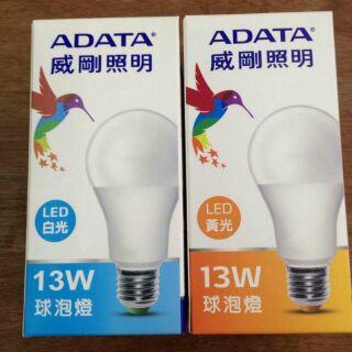 威鋼 ADATA LED球泡燈有認證