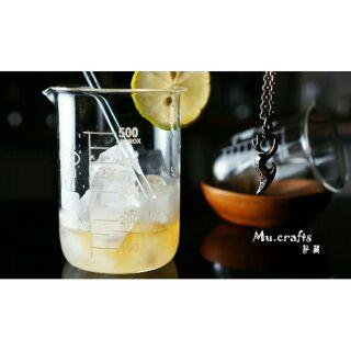 實驗風玻璃燒杯/耐熱燒杯/咖啡杯/量杯/250ml/500ml