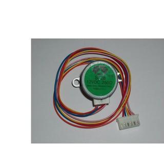 (新品) 步進馬達 ST28 (5P) 擺向 風向 冷氣 馬達
