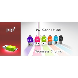 PQI connect 203 smartphone and tablet PC otg support