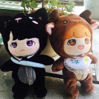BTS娃娃 精靈系列 閔玧其 鄭號錫  精靈錫 精靈糖