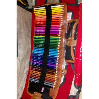 布卷式50色色鉛筆