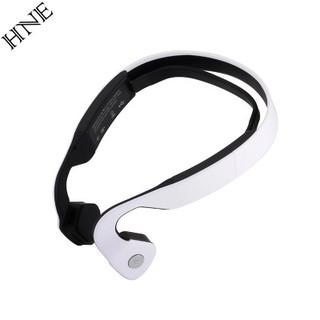 【蓝牙耳机】爆款智能戶外運動骨傳導藍牙後掛式運動耳機