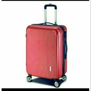 *降價*金安德森 Kinloch Anderson 24吋 行李箱/旅行箱 玫瑰紅