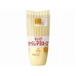 日本QP 芥茉美乃滋/沙拉醬/4901577338779