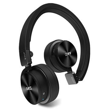 【AKG公司貨】AKG ON-EAR 無線藍芽耳機 Y45BT 黑色