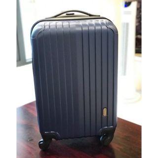 全新 Disegno 20吋 行李箱 藍色