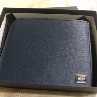 日本porter(吉田)短夾,內有零錢袋