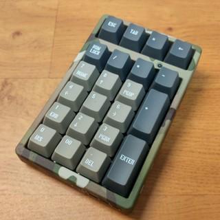 [全新] FILCO 數字鍵盤 迷彩 Majestouch TenKeyPad 2 Cherry 茶軸