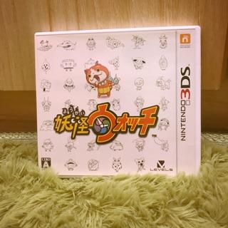 二手3DS遊戲 日規 妖怪手錶1