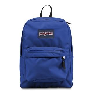 【螃蟹小舖】【JANSPORT】後背包 書包 SUPERBREAK JS-43501 風暴藍